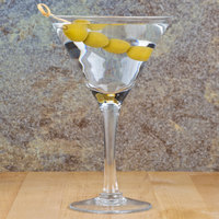 32 oz. Pitted Manzanilla Cocktail Olives - 340/360 Count
