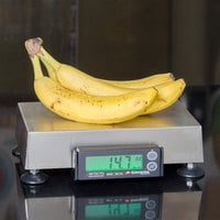 Cardinal Detecto APS12 160 oz. Point of Sale Scale with 6 inch x 10 inch Platform, Legal for Trade