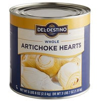 Artichoke Hearts - #10 Can - 6/Case