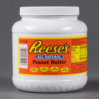 REESE'S 4.5 lb. All-Natural Peanut Butter Sauce Jar