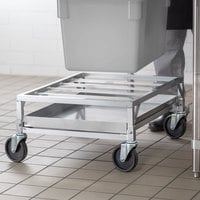 Channel SPCD-A Aluminum Poultry Crate Dolly