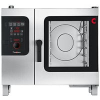 Convotherm C4ED6.10ES Half Size Boilerless Electric Combi Oven with easyDial Controls - 240V, 3 Phase, 10.9 kW