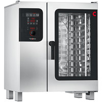 Convotherm C4ED10.10ES Half Size Boilerless Electric Combi Oven with easyDial Controls - 208V, 3 Phase, 19.3 kW