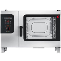 Convotherm C4ED6.20ES Full Size Boilerless Electric Combi Oven with easyDial Controls - 208V, 3 Phase, 19.3 kW