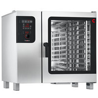 Convotherm C4ED10.20GS Natural Gas Boilerless Combi Oven with easyDial Controls - 109,200 BTU