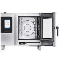 Convotherm C4ET6.10ES Half Size Boilerless Electric Combi Oven with easyTouch Controls - 240V, 3 Phase, 10.9 kW