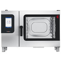 Convotherm C4ET6.20GS Natural Gas Full Size Boilerless Combi Oven with easyTouch Controls - 68,200 BTU