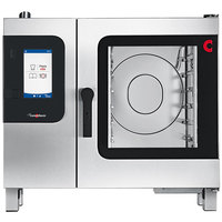 Convotherm C4ET6.10EB Half Size Electric Combi Oven with easyTouch Controls - 208V, 3 Phase, 10.9 kW