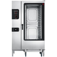 Convotherm C4ED20.20GB Liquid Propane Full Size Roll-In Combi Oven with easyDial Controls - 327,600 BTU