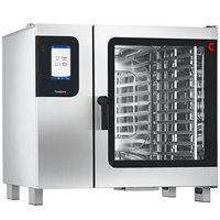 Convotherm C4ET10.20GS Liquid Propane Full Size Boilerless Combi Oven with easyTouch Controls - 109,200 BTU