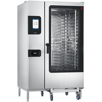 Convotherm C4ET20.20EB Full Size Roll-In Electric Combi Oven with easyTouch Controls - 240V, 3 Phase, 66.4 kW