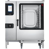 Convotherm C4ET12.20GB Natural Gas Full Size Roll-In Combi Oven with easyTouch Controls - 211,200 BTU