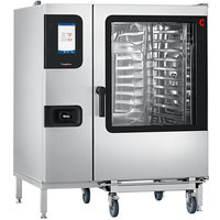 Convotherm C4ET12.20GB Liquid Propane Full Size Roll-In Combi Oven with easyTouch Controls - 211,200 BTU