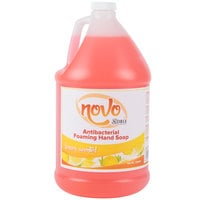 Noble Chemical Novo 1 Gallon / 128 oz. Foaming Antibacterial / Sanitizing Hand Soap - 4/Case