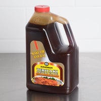 Kikkoman 5lb Teriyaki Baste & Glaze with Honey & Pineapple - 6/Case