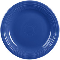 Fiesta Tableware from Steelite International HL466337 Lapis 10 1/2 inch Round China Dinner Plate - 12/Case