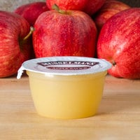 Musselman's Sweetened Applesauce 4 oz. Cups - 72/Case