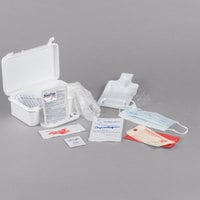 Medique SS17102 10 Piece Universal Precaution Kit / Bodily Fluid Spill Kit with Hard Case