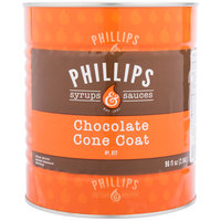 Phillips Chocolate Ice Cream Shell Dip - #10 Can