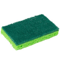 3M 50 Scotch-Brite™ 3 3/4 inch x 2 1/4 inch Rescue Soap Pad - 72/Case