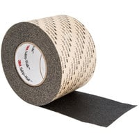3M 610 4 inch X 60' Safety-Walk General Purpose Black Slip-Resistant Tape
