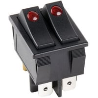Avantco PFFDSWTCH Lighted On / Off Rocker Switch