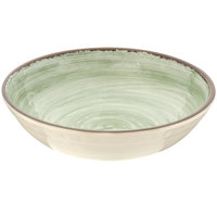 Carlisle 5401946 Mingle 1.11 Qt. Jade Melamine Cereal Bowl - 12/Case