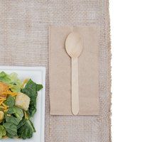 Choice Kraft Natural Tall-Fold 6 inch x 13 inch Dispenser Napkin - 8000/Case