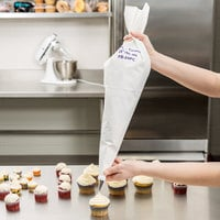 24 inch Plastic Coated Canvas Reusable Pastry Bag