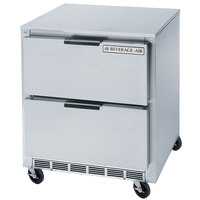 Beverage-Air UCFD36AHC-2 36 inch Undercounter Freezer with 2 Drawers
