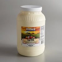 Ventura Chef's Pride Extra Heavy Mayonnaise - 1 Gallon Container