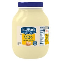 Hellmann's Extra Heavy Mayonnaise - 1 Gallon Container