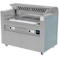Kaliber Innovations MC-59-FPS-R3-R3 Valere Series Mobile Induction Range Combo Cooking Station