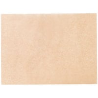 Baker's Mark 12 inch x 16 inch Half Size Unbleached Quilon® Coated Parchment Paper Bun / Sheet Pan Liner Sheet - 100/Pack