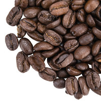 Crown Beverages 2 lb. Royal Reserve Guatemalan Dark Roast Whole Bean Coffee - 5/Case