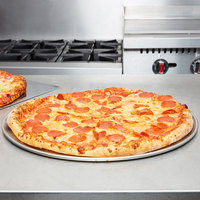 14 inch Aluminum Coupe Pizza Pan