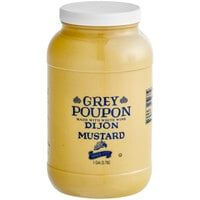 Grey Poupon Dijon Mustard 1 Gallon