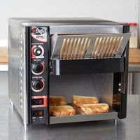 APW Wyott XTRM-2 10 inch Wide Conveyor Toaster with 1 1/2 inch Opening - 208V