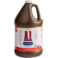 A.1. Original Steak Sauce 1 Gallon - 2/Case