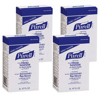 Purell® 2256-04 NXT Advanced 2000 mL Gel Instant Hand Sanitizer - 4/Case