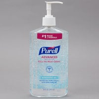 Purell® 3023-12 Advanced 20 oz. Gel Instant Hand Sanitizer - 12/Case
