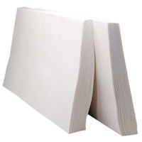 Pitco PP10606 Equivalent Heavy-Duty Flat Style Filter Paper   - 100/Box