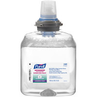 Purell® 5389-02 TFX Advanced 1200 mL Foaming Ultra Nourishing Hand Sanitizer - 2/Case