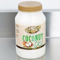 Golden Barrel 32 oz. Coconut Oil - 12/Case