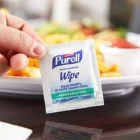 Purell® 9021-1M Hand Sanitizing Wipes - 1000/Case