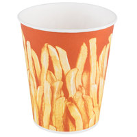 Solo GRS16-00021 16 oz. Paper French Fry Cup - 1000/Case