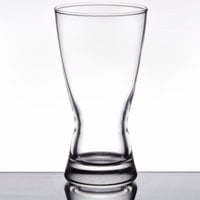 Libbey 1181HT Hourglass 12 oz. Rim Tempered Pilsner Glass - 24/Case