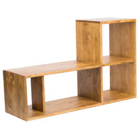 Cal-Mil 1933-99 Madera Rustic Pine Building Blocks System - 38 inch x 12 inch x 24 inch