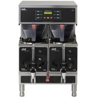 Curtis GEMTS10A1000 G3 Gemini Twin 1.5 Gallon Satellite Coffee Brewer - 220V