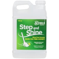Noble Chemical 2.5 gallon / 320 oz. Empty Container for Step and Shine Floor Cleaner